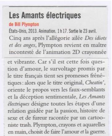 Cahiers cinéma critique