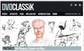 DVD Classik – dossier BillPlympton