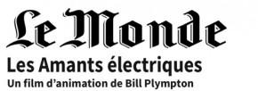 Le Monde vous recommande «Les Amants électriques»