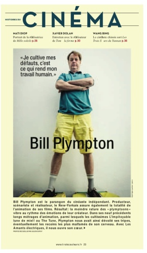 Trois Couleurs – interview de Bill Plympton