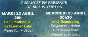 Bill Plympton revient à Paris