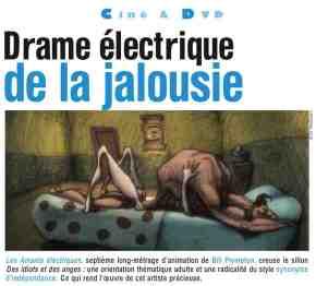 Zoo le Mag vous recommande «Les Amants électriques»