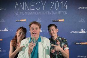 Prix du Jury à Annecy pour «Les Amants électriques»